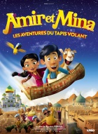 Amir et Mina : Les aventures du tapis-volant