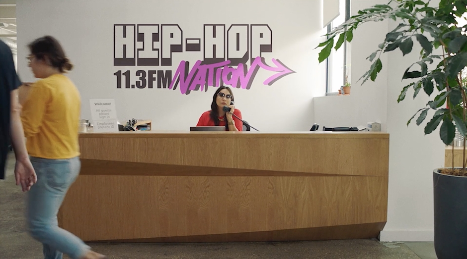 CM tea time on hip hop nation